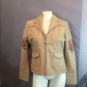 Scully's Women's Leather Jacket M